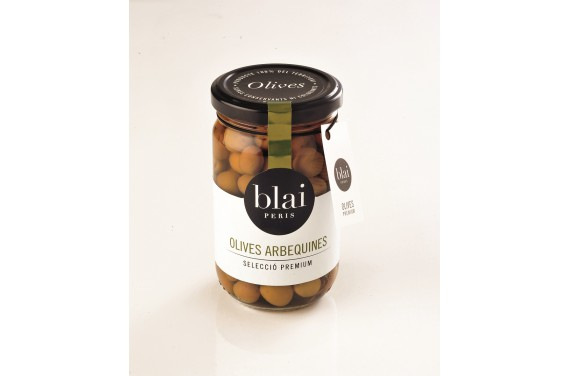 Olives Arbequines 160gr.