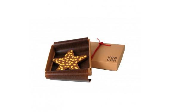 Estel de xocolata decoració sucre