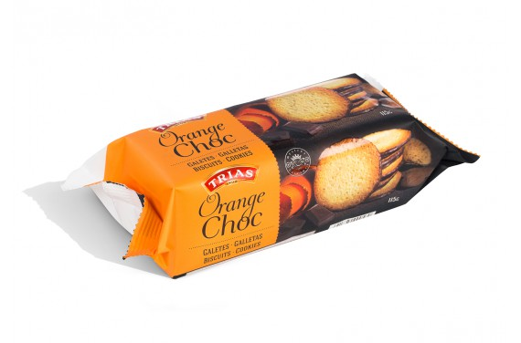 Pack xoco-taronja 115g