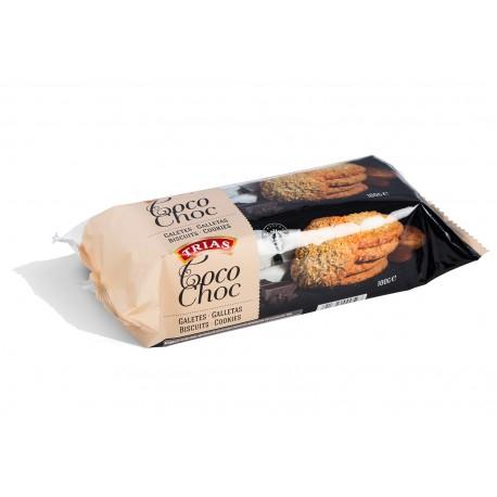Pack coco-choc 100g