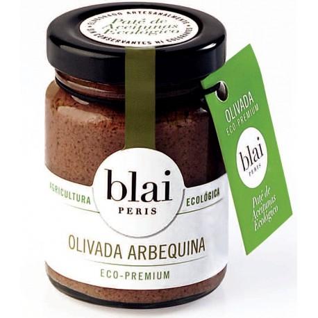 Olivada Arbequina ECO 100gr.