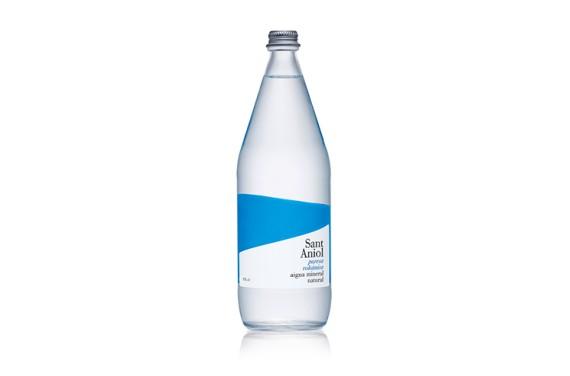 Aigua Mineral Natural Vidre 0.75L