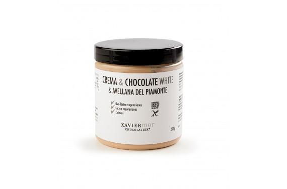 Crema & Chocolate Blanca Sin azúcar